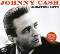 Cover Johnny Cash - Greatest Hits [3CD]